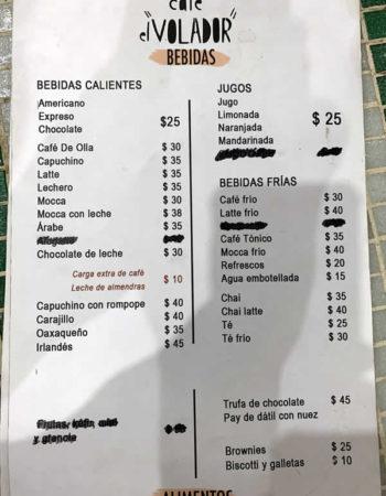 Café El Volador