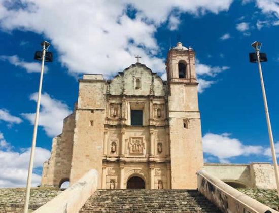 Ex-Convento Santo Domingo Yanhuitlán