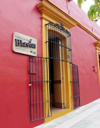 Blasón García Vigil