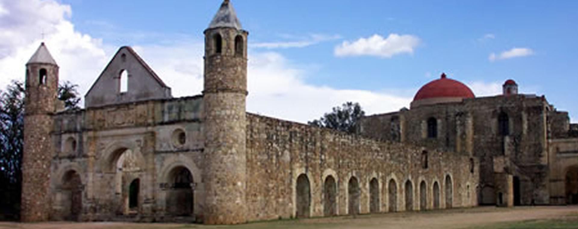 El Ex-convento de Cuilapam