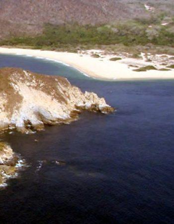 Bahía Cacaluta, Huatulco