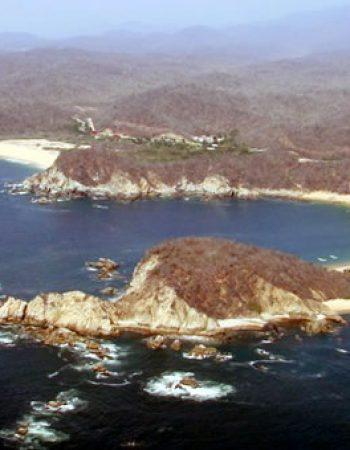 Bahía Conejos, Huatulco