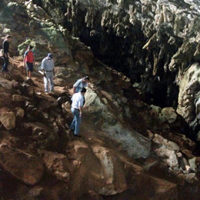 Cueva Lázaro Cárdenas