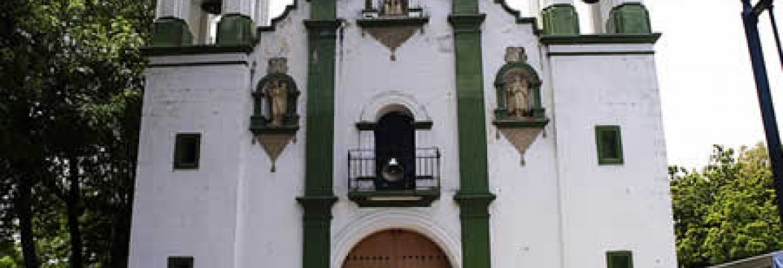 Iglesia Trinidad de las Huertas