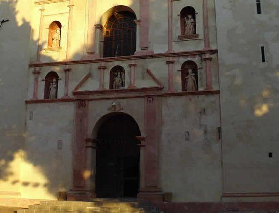 El Templo San Jerónimo Tlacochahuaya