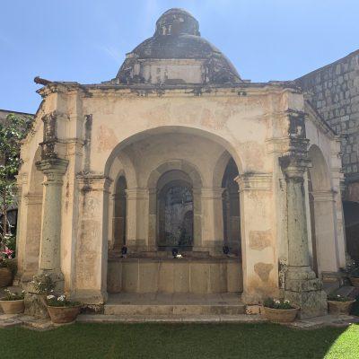 El Monasterio de Santa Catalina de Siena