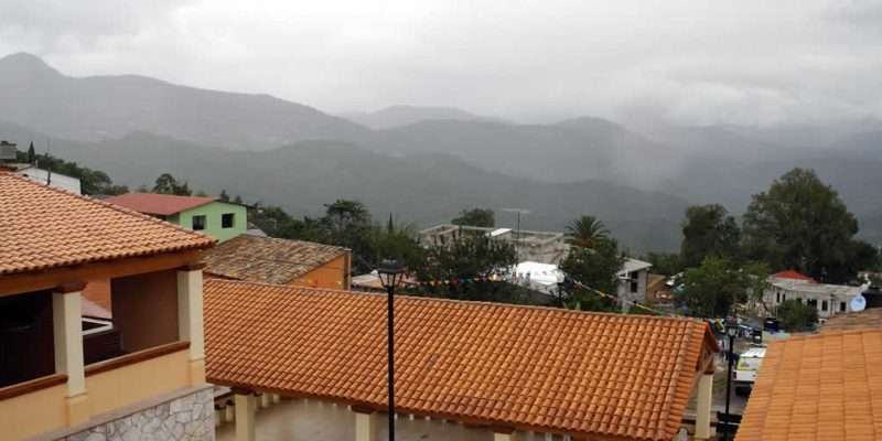 Capulálpam de Méndez (Sierra Norte)